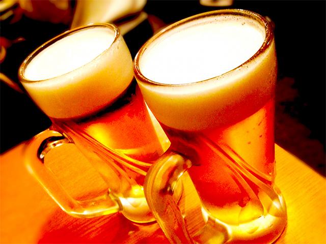 画像:ビール