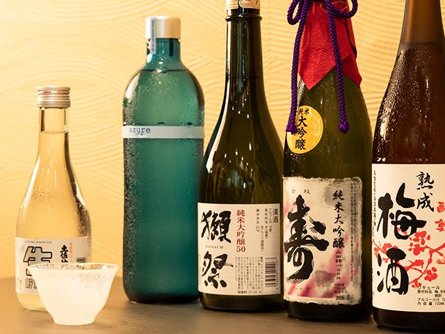 画像:日本酒